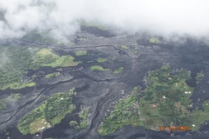 Maunaloa Volcano